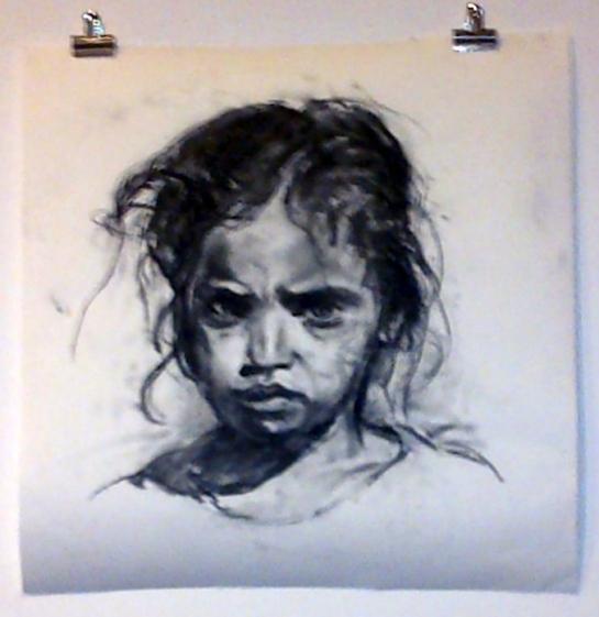 Charcoal girl, IMG-20140912-00108